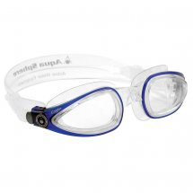 Aqua Sphere EAGLE OPTIC transparentes Glas blau
