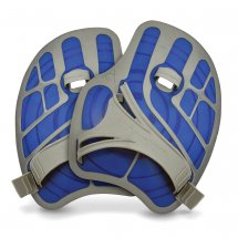 Aqua Sphere Ergo Flex Handpaddle Small Fit blau/grau