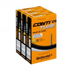 Continental Schlauch Race 28, SV 42mm, 3er Pack