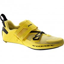 Mavic Cosmic Ultimate Tri yellow mavic