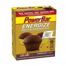 Powerbar Energize Muffin (Backmischung) Double Chocolate...