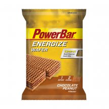 Powerbar Energize Wafer Riegel Chocolate Peanut 40g