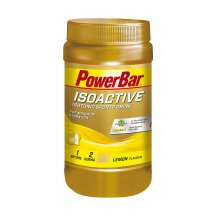 Powerbar Isoactive - Isotonic Sports Drink - Lemon 600g Dose
