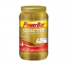 Powerbar Isoactive - Isotonic Sports Drink - Red Fruit...