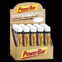 Powerbar Magnesium Liquid Citrus Ampulle 25ml
