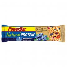 Powerbar Natural Protein Riegel, VEGAN Blueberry Nuts 40g