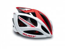Rudy Project Airstorm White - Red (Shiny)