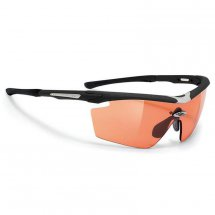 Rudy Project Genetyk Black Gloss ImpactX Photochromic Red