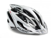 Rudy Project Sterling White - Black (Shiny) S/M (54-58 cm)