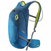 SCOTT Pack Perform HY 12 seaport blue/sulphur yellow 1size