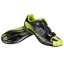 SCOTT Shoe Road Team Boa black/neon yellow 2016