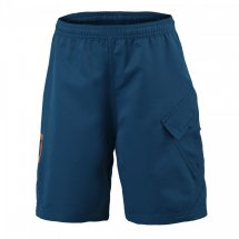 SCOTT Shorts Jr Trail 20 ls/fit w/pad ec bl/tan or
