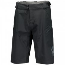 SCOTT Shorts Trail 10 ls/fit w pad blck/dk grey