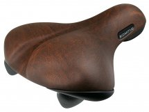 Selle San Marco Sattel CITY LARGE BROWN
