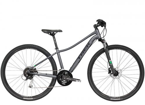 TREK Neko 3 WSD Matte Metallic Charcoal 2017