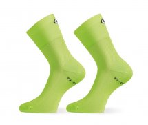ASSOS Mille GT Socks visibility Green