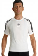 ASSOS Skinfoil SS Summer Base Layer Holy white