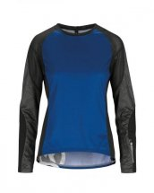ASSOS TRAIL Womens LS Jersey twilightBlue