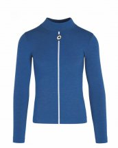 ASSOS UZ Winterl LS Skin Layer Calypso blue