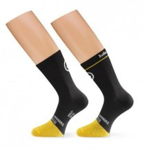 ASSOS habuSock black Series