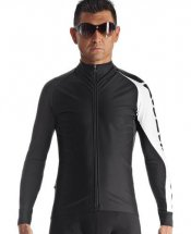 ASSOS milleintermediate Jacket_evo7 Holy White