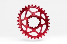 AbsoluteBlack Direct Mount Kettenblatt, SRAM GXP, oval,...