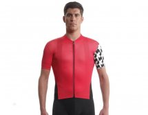Assos SS.équipeJersey_evo8 National Red