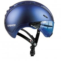 CASCO Roadster Plus mit Visier navy metrallic