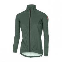 CASTELLI Emergency W Jacket Wald grau
