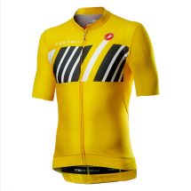 CASTELLI Hors Categorie Jersey Mens Yellow