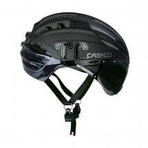 Casco Speed Airo TC Plus schwarz matt-glanz inkl. Visier...