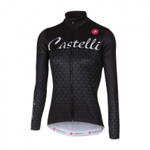 Castelli Ciao Jersey anthracite/light black