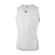 CASTELLI Core Mesh 3 Sleeveless weiss