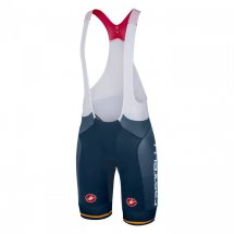 Castelli Free Aero Race Bibshort Midnight Navy/Orange