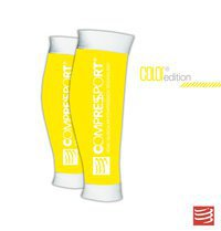 Compressport R2 (Race & Recovery) gelb