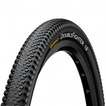 Continental Double Fighter III 26x1.90 50-559 schwarz