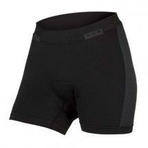 ENDURA Damen Engineered Boxer mit Clickfast schwarz