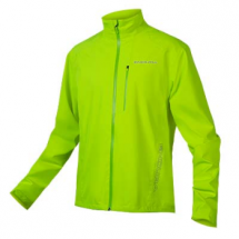 ENDURA Hummvee Waterproof Jacket Neon Gelb
