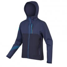 ENDURA Single Track Jacket ll Marineblau