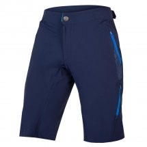 ENDURA Single Track Lite Short II Marine Blau