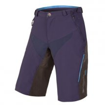 ENDURA Spray Baggy Short II Marineblau