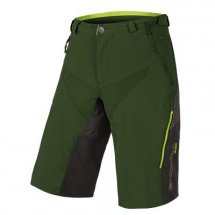 ENDURA Spray Baggy Short II Wald Grün