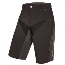 ENDURA Spray Baggy Short II schwarz