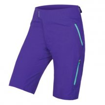 ENDURA Woman Single Track Lite Short II kobaltblau