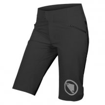 ENDURA Woman SingleTrack Lite Short SFit schwarz