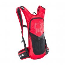 EVOC CC 3L Race + 2L Trinkblase,  red/black