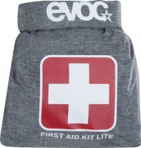 EVOC First Aid Kit Lite Waterproof, XS, black/heather grey