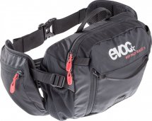 EVOC Hip Pack Race 3L + 1,5L Trinkblase, black