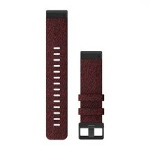 Garmin Quickfit-Nylon-Armband 22mm rot
