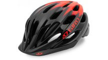 Giro RAZE black/vermillion uni 50-57